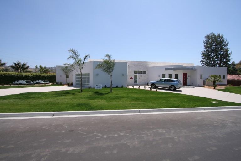 Greisman Residence
