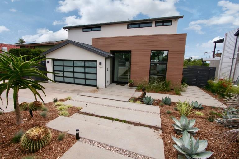 LEED Platinum Neuhaus residence