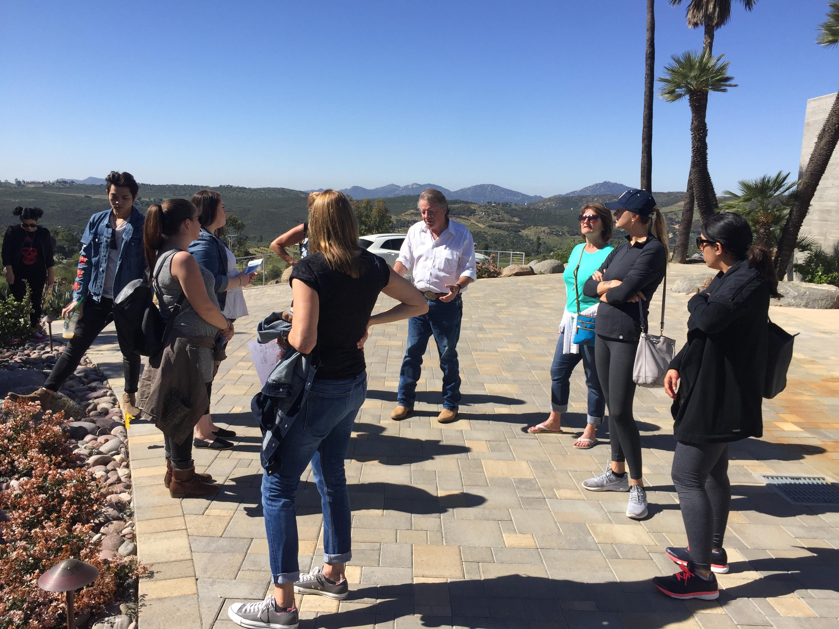 Design Institute of San Diego tour
