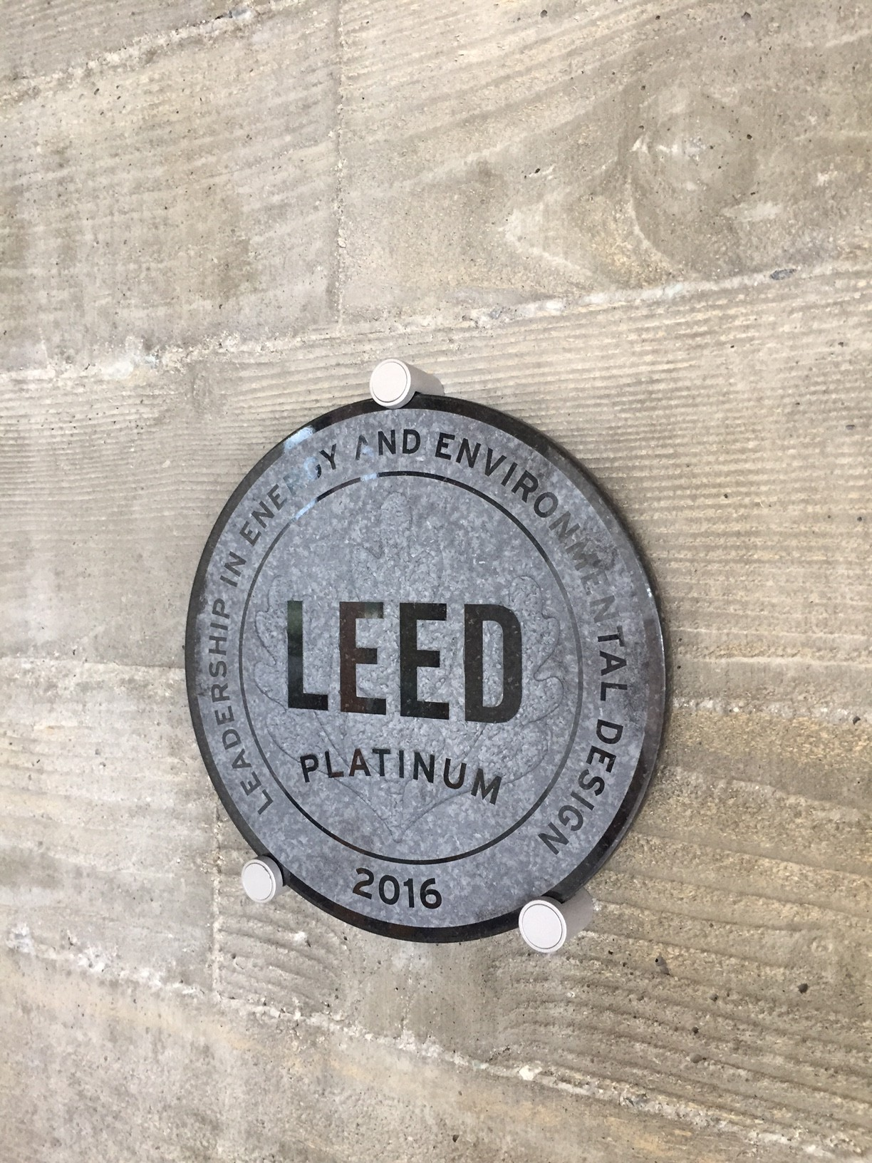 Alliance green builders for Platinum leed certification