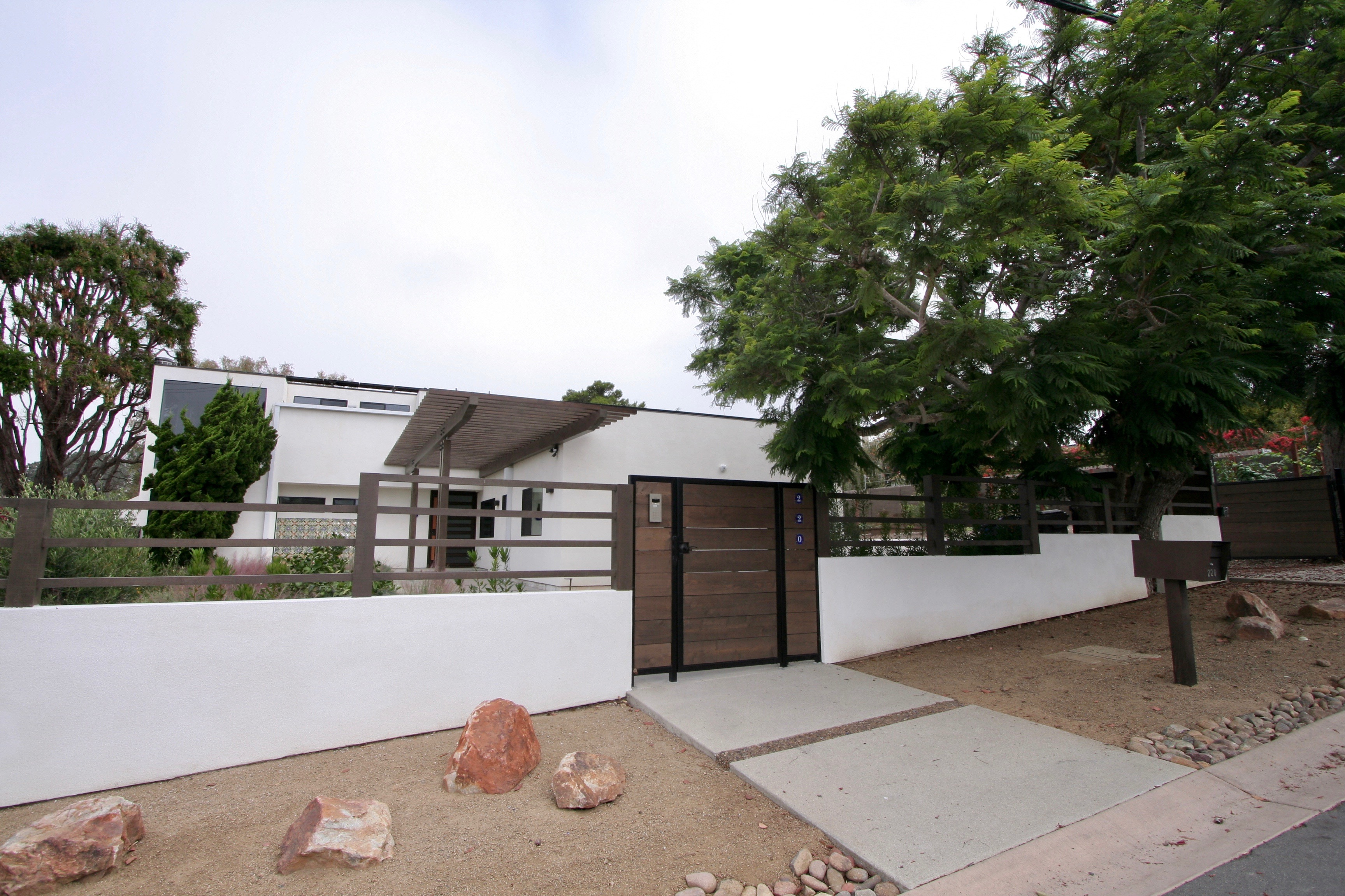 LEED Platinum single family remodel in Solana Beach