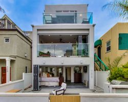 LEED Platinum single family in Mission Beach
