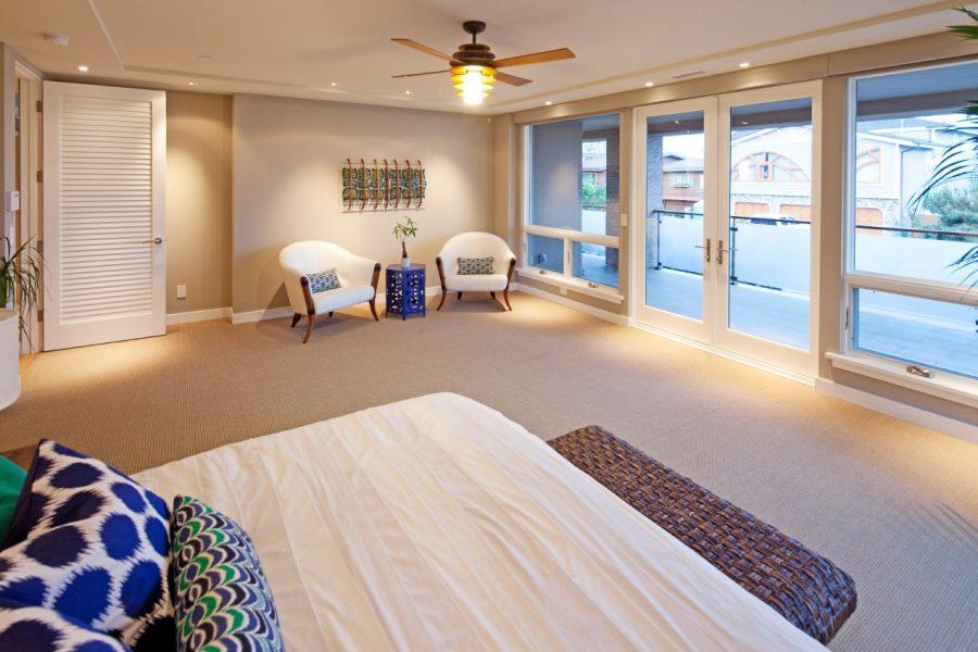 Walton master bedroom