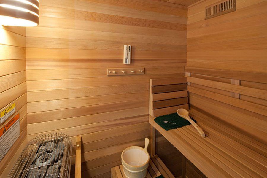 Walton sauna