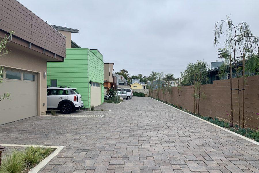 avocado driveway
